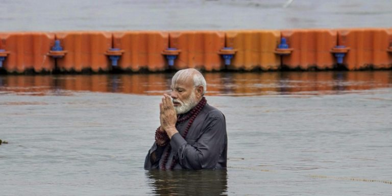 Modi's Love for Ganga: Another 'Jumla'