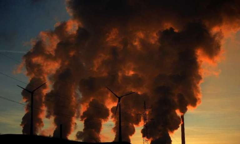 CO2 Levels Hit 415 PPM for First Time in 3 Million+ Years