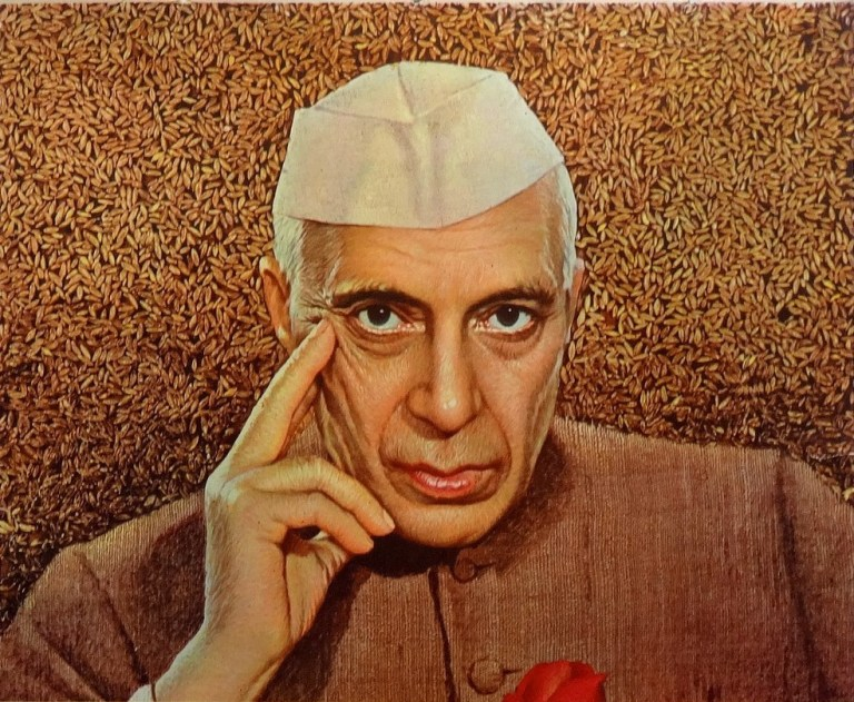 Searching for Glimpses of Nehru in a Parochial, Post-Nehruvian India