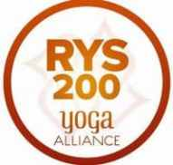 Yoga alliance RYS 200 Logo