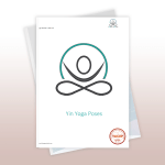 Yin Yoga poses book cover