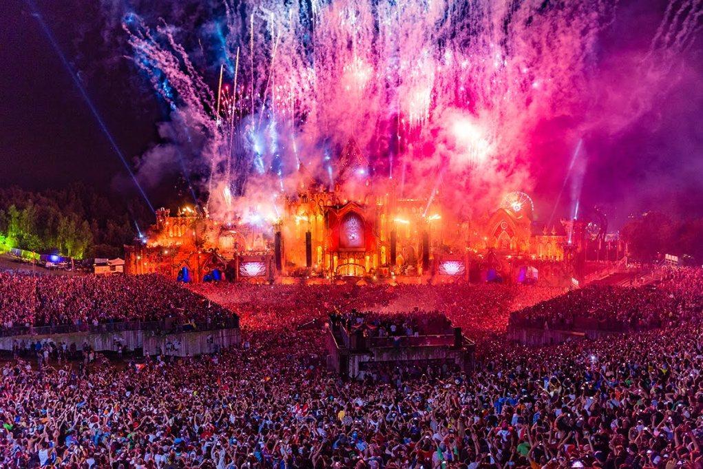 """ทูมอโรว์แลนด์ """"Tomorrowland thailand"""""""