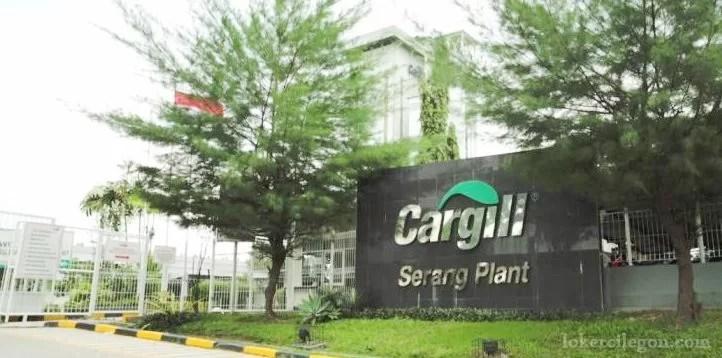 PT cargill Indonesia Serang