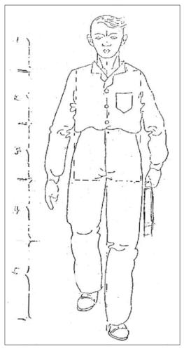 Gambar Manusia Psikotes : gambar, manusia, psikotes, Jawaban, Psikotes, Gambar, Orang,, Pohon, Rumah, [Cara, Lengkap, Lulus], LokerPintar.id