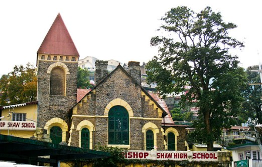 Bishop Shaw. Many have started their schooling here.
