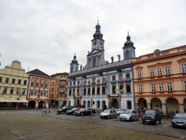 Rathaus Budweis
