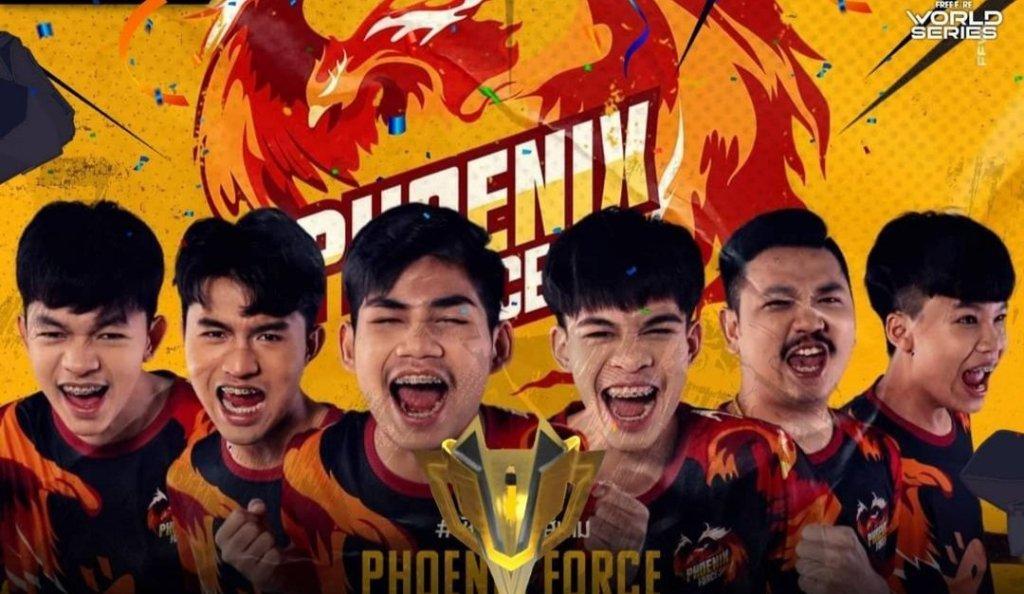 Phoenix Force wins World series finals 2021
