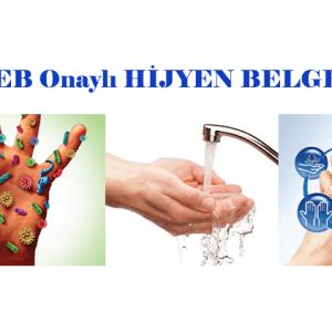 Hijyen Belgesi Nereden Alınır ve Hijyen Belgesi Veren Kurumlar İstanbul