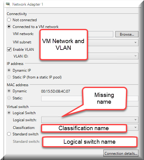 Logical switch uplink profile gone - BlackCat Reasearch Facility