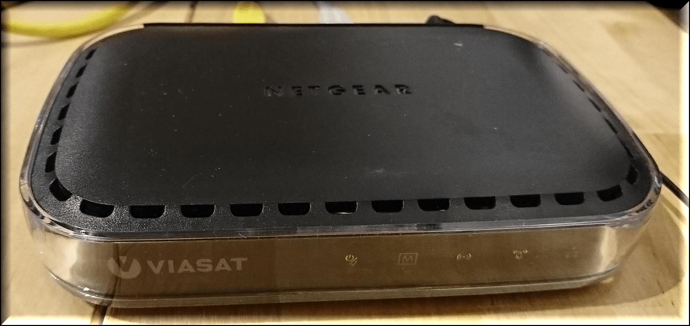 viasat netgear wireless