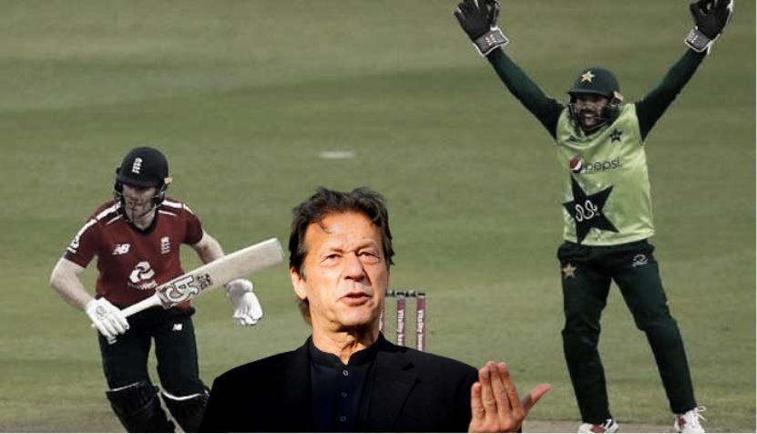 पाकिस्तान-इंग्लैंड श्रृंखला का कोई सीधा प्रसारण पाकिस्तान में नहीं होगा क्योंकि भारतीय चैनलों के पास अधिकार हैं