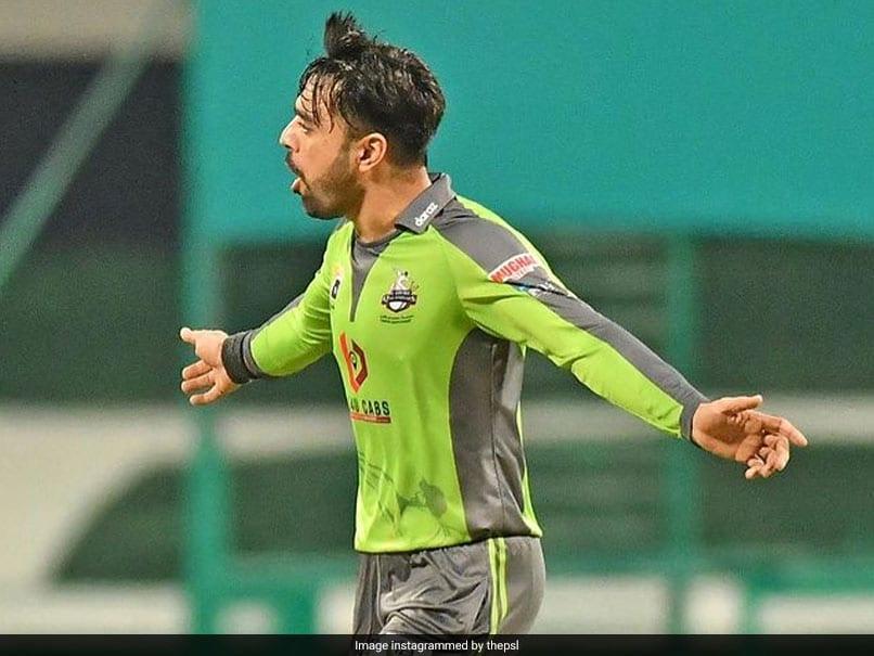 PSL 6: Rashid Khans 5-Wicket Haul