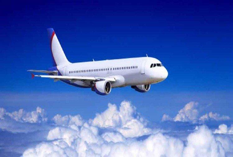 prayagraj news : प्रयागराज एयरपोर्ट।