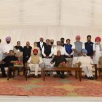 पंजाब कैबिनेट विस्तार: कांग्रेस के 15 विधायकों ने ली मंत्री पद की शपथ;  विरोध के बावजूद राणा गुरजीत