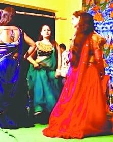 रामलीला में अश्लील डांस का वायरल वीडियो। (फाइल फोटो)