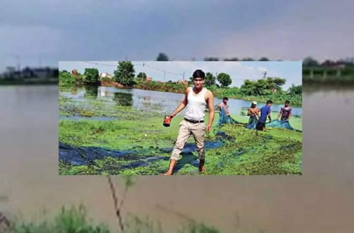Pond Man of India: 15 तालाबों को जीवित कर चुके हैं गाजियाबाद के पॉन्ड मैन, PM मोदी भी हुए मुरीद