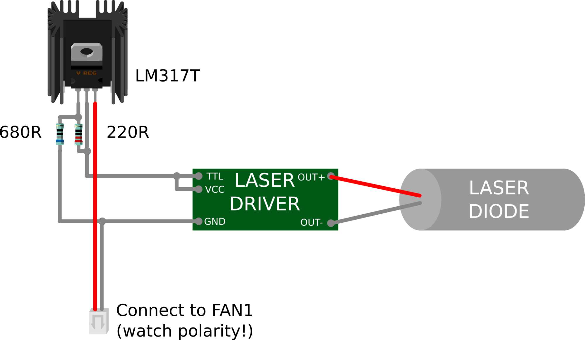 hight resolution of note the laser driver i use has a ttl control pin but i don t use it it must be connected to vcc when unused