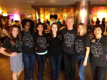 Face of Nerium shirts
