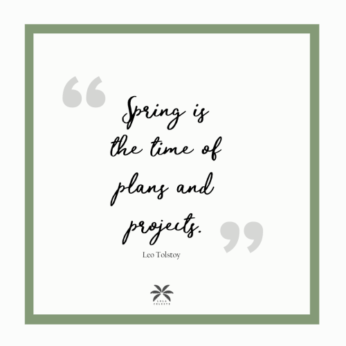 15 Inspiring Spring Quotes to welcome a New Season via @lola_celeste_official
