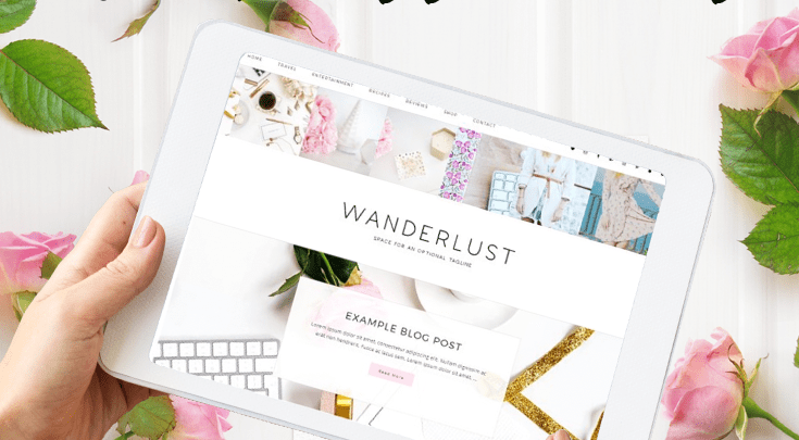A great round-up of 15 of the best feminine WordPress themes for your blog.