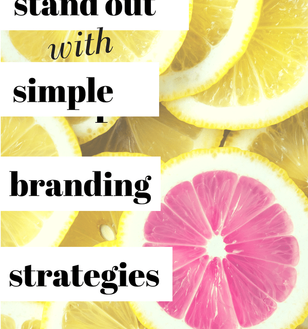 Branding your creative business is way beyond a logo, colors and a snappy tagline. Simple yet strategic ways to really make you stand out from your competition.