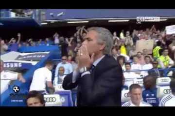 Arrepiante regresso de Mourinho ao Chelsea! Estádio veio abaixo e ele chorou