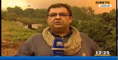 Morreu mais uma bombeira no combate às chamas no Caramulo