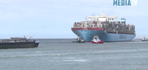 maior navio cargueiro do Mundo