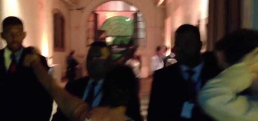 Aconteceu ontem no Rio de Janeiro. estejas onde estiveres Miguel Relvas haverá sempre portugueses