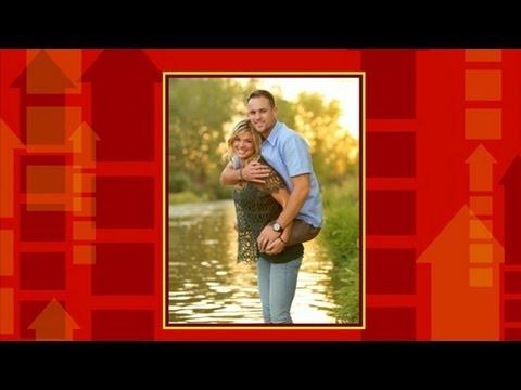 Foto de ex-marine a ser carregado pela esposa torna-se SUPER viral