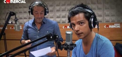 Vasco Palmeirim cria uma música fenomenal com a ajuda do Diogo Infante
