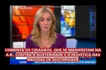 Margarida Rebelo Pinto sente repulsa por quem se opõe à austeridade