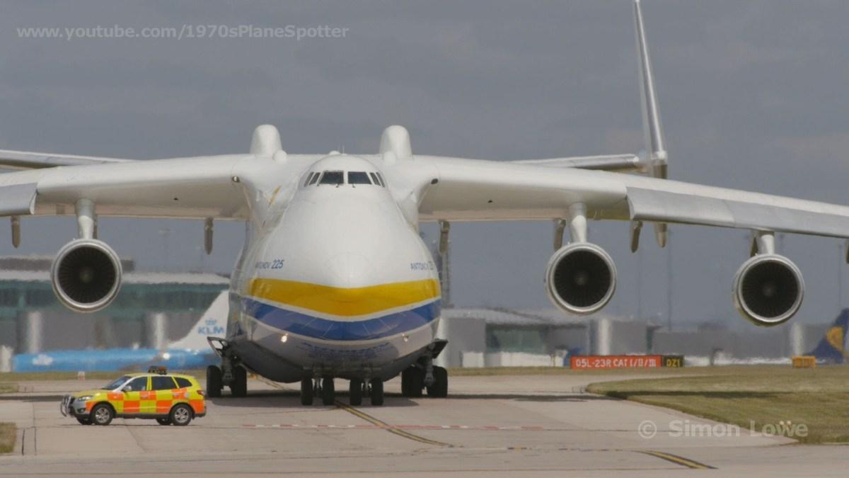 maior avião de carga do mundo