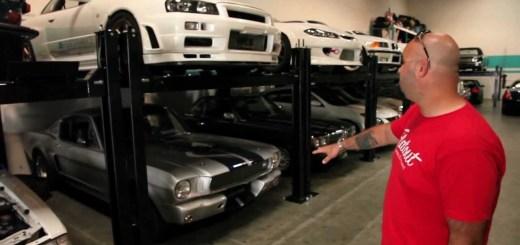 A impressionante colecção de carros dos falecidos Paul Walker e Roger Rodas