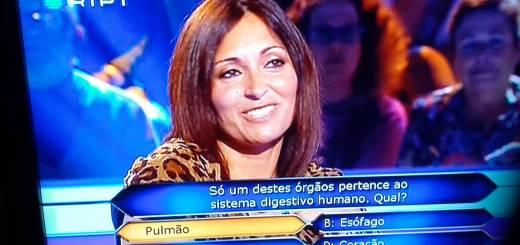 """Concorrente dá resposta ridícula no """"Quem quer ser milionário"""""""