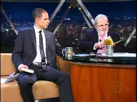 Jô Soares entrevista Ricardo Araujo Pereira