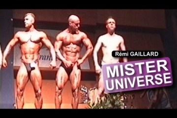 Mister Universe 2002
