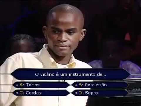 quem quer ser milionario angola