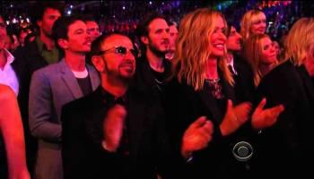 Stevie Wonder, Pharrell e Daft Punk no momento musical mais fantástico dos Grammys