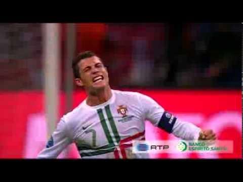 Tributo da RTP a Cristiano Ronaldo, vale a pena ver