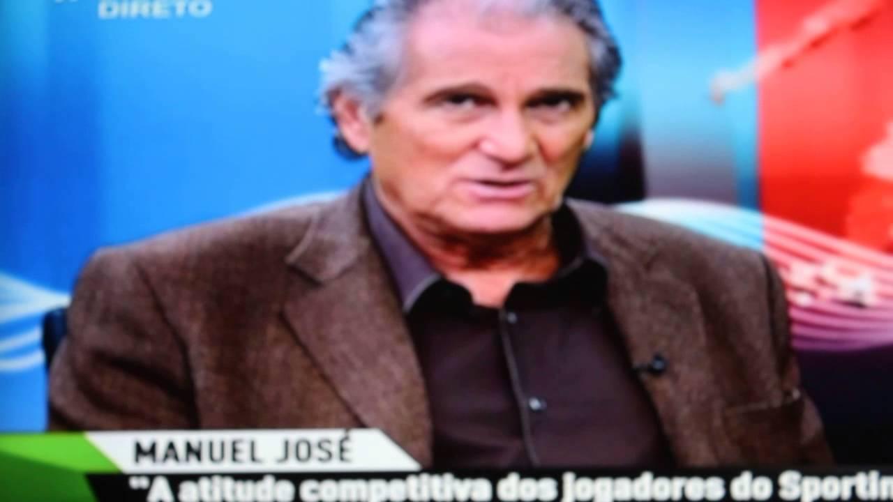 Jorge Gabriel em directo diz Morreu o Caralho