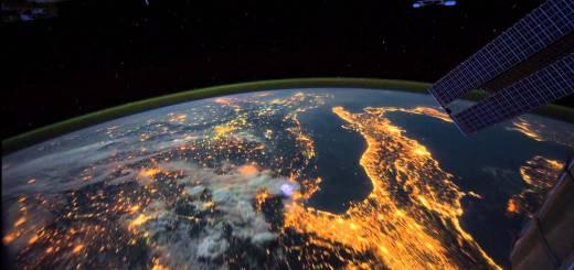 O planeta terra como nunca o viste
