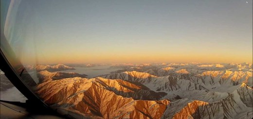 Espectacular! Aterragem no aeroporto de Queenstown