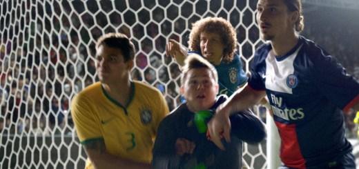 Nike, o novo anúncio do futebol mundial, espectacular