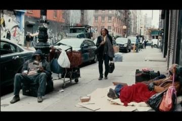 Sem abrigo são invisíveis