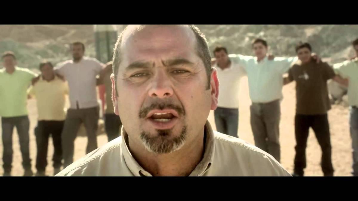 Será este melhor vídeo de todos, de apoio a uma seleção? Chile, e os seus heróis mineiros. Não há impossíveis.
