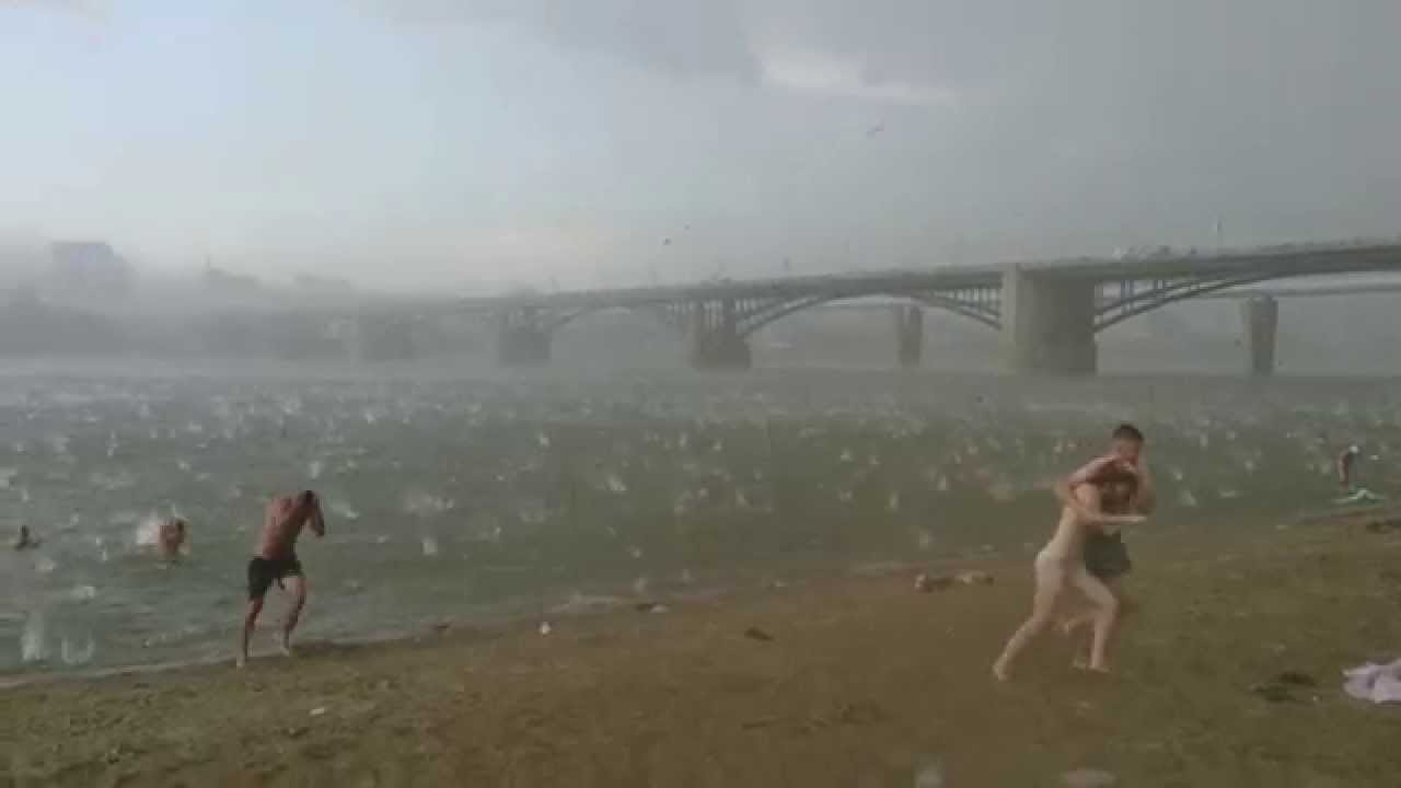 Rússia dos 41ºC para 22ºC em poucos minutos