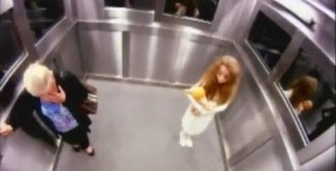 Fantasma no Elevador, que cagaço