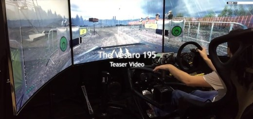 Um simulador de corridas