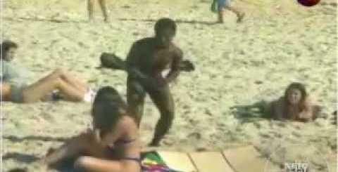 Apanhados Brasil, Buraco na Praia